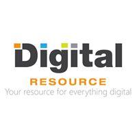 Website for Digital Resource, LLC