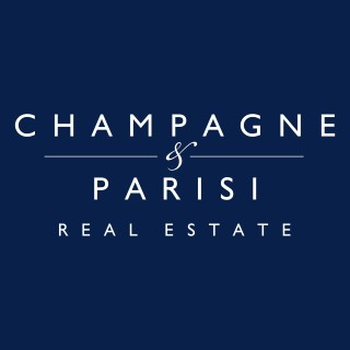 Website for Champagne and Parisi Real Estate