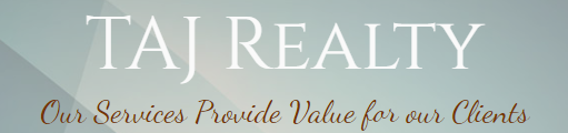 Website for TAJ Realty