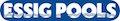 Website for Essig Pools, Inc.