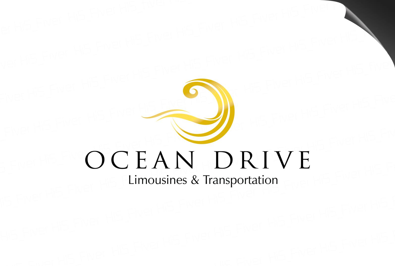 Website for Ocean Drive Limousines, Inc.