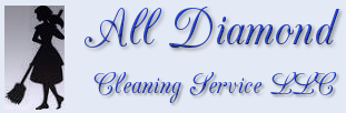 Website for All Diamond Cleaning Services, LLC
