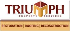 Website for Triumph Property Services, Inc.
