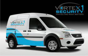 Website for Vortex Security Solutions, LLC