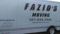Website for Fazio's Moving, Inc.