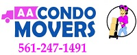 Website for AA Condo Mover's, LLC