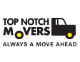 Website for Top Notch Movers, Inc.