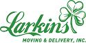 Website for Larkins Moving & Delivery, Inc.