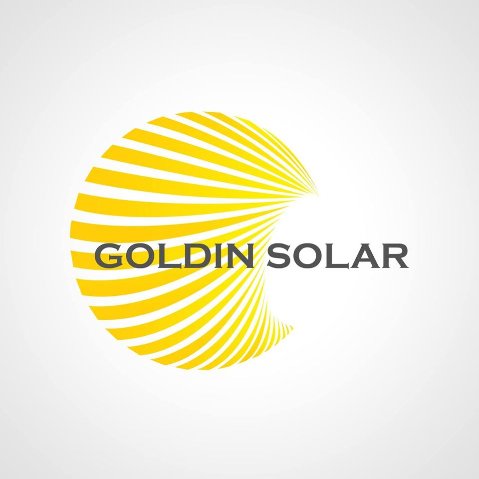 Website for Goldin Solar, LLC
