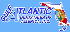 Website for Gulf Atlantic Industries of America, Inc.