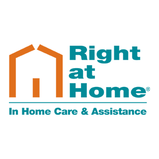 Website for Right at Home Palm Beach
