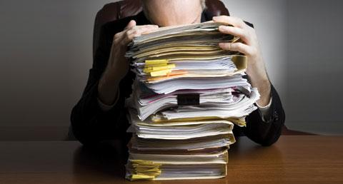Busy Work: How to Manage a Heavy Workload