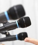 Meet the Press: A Lesson in Public Speaking