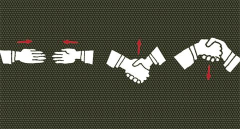 Shake It: Business Handshake Etiquette