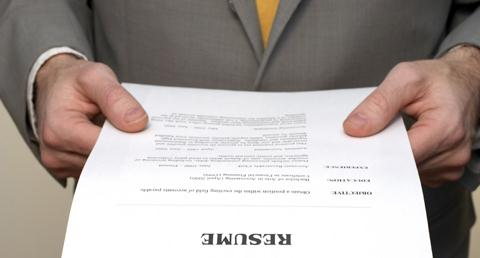 Solving Common Resume Problems