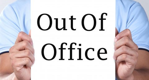 Holiday Out of Office Message Etiquette