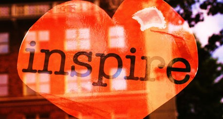 Who's Inspiring You?