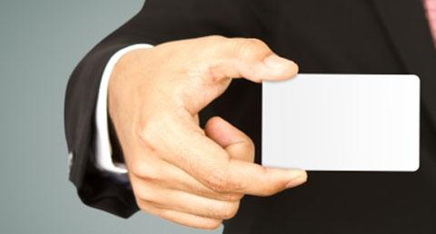 Five Components of a Great Networking Card