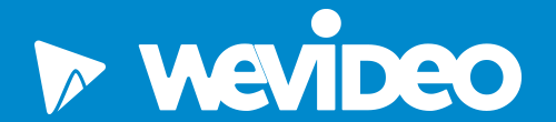 WeVideo Logo Inverse Colors
