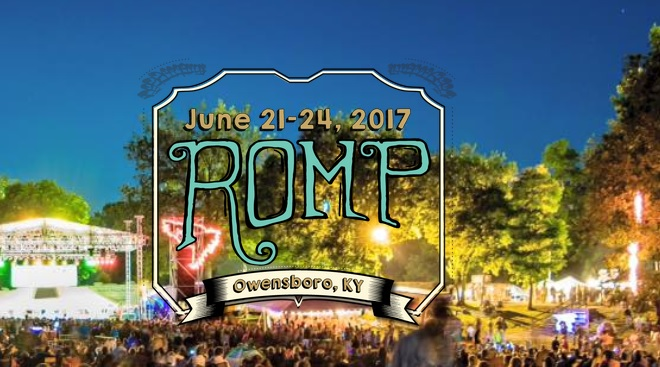 Photo of 2017 Romp Fest Lineup Announced