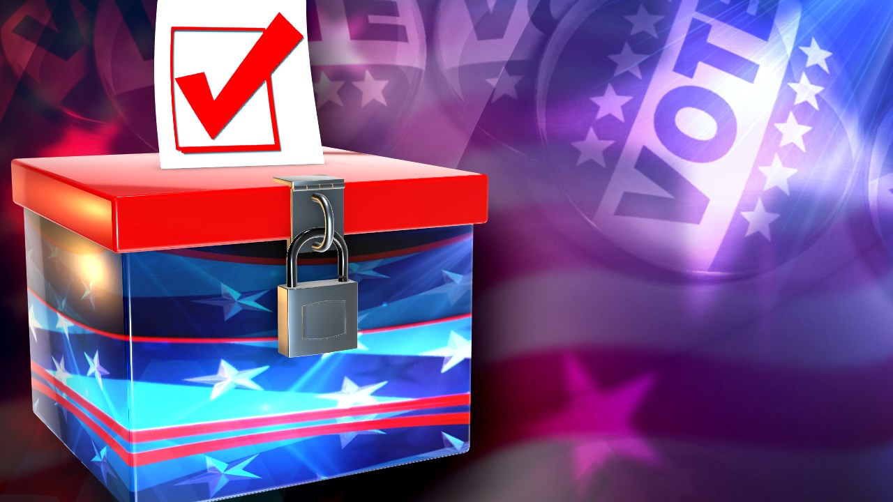 Image for In-Person Voting Available in Henderson Co. for Kentucky's Primary Election