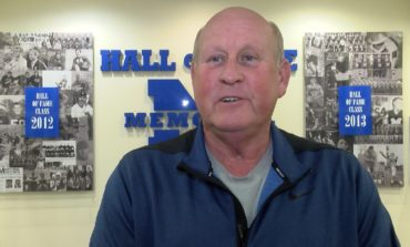 Memorial's Dockery Reflects on 500 Wins Ahead of Sectionals