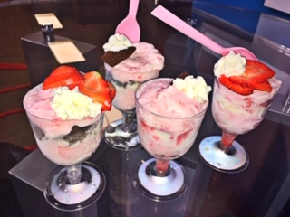 V-Day Treats Kids Can Make: Strawberry Mousse Parfaits