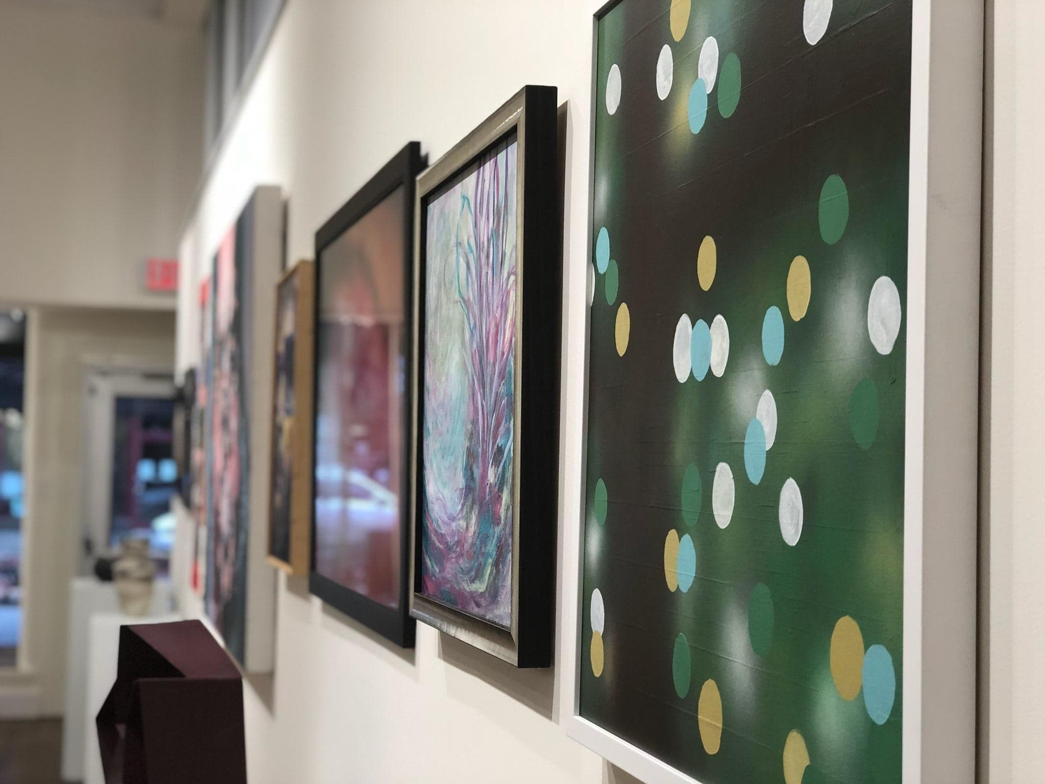 Photo of Art in the City Exhibit Showcases Local Artists