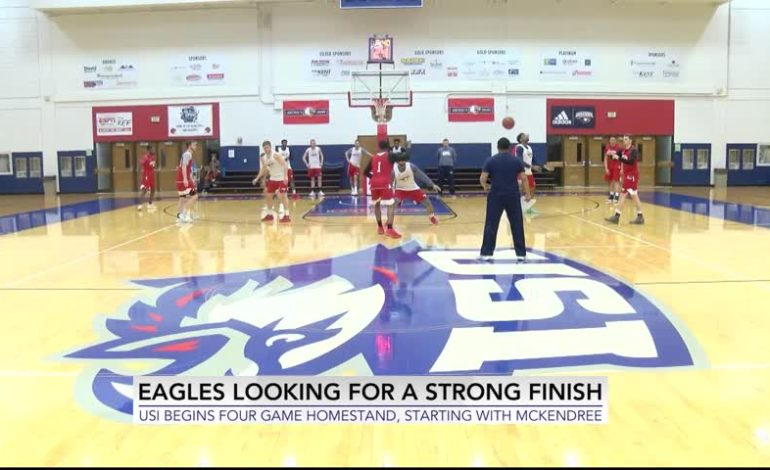 USI Still in the Hunt for GLVC Gold
