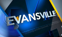 Car Crash Damages Evansville Church Sign