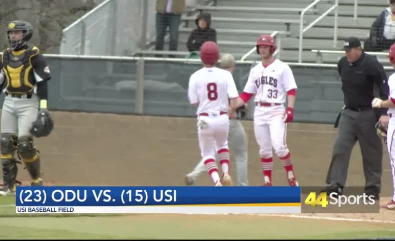 College Baseball: USI Downs ODU