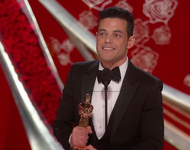 Photo of Rami Malek Possible Contender for James Bond Villain