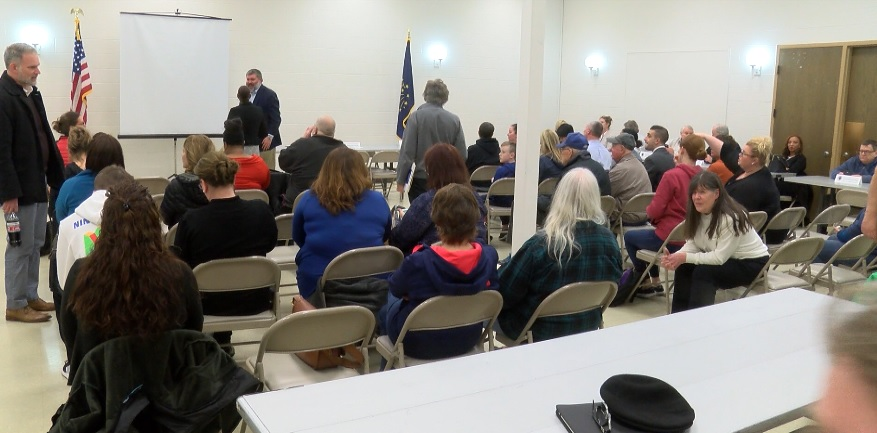 Photo of Traveling City Hall Discusses Homeless Population