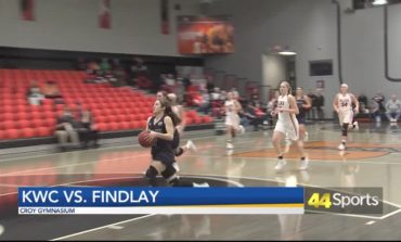 KWC Women Come Up Short Against Findlay
