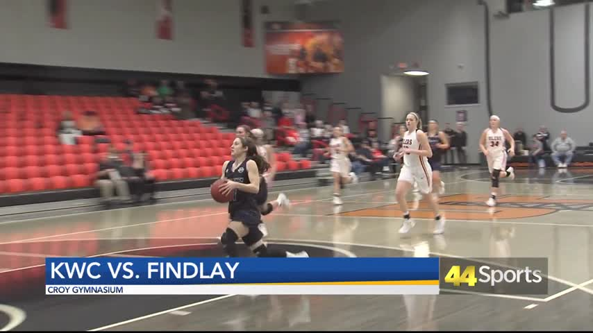 Photo of KWC Women Come Up Short Against Findlay