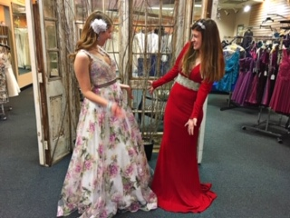 The Latest Trends in Prom Gowns