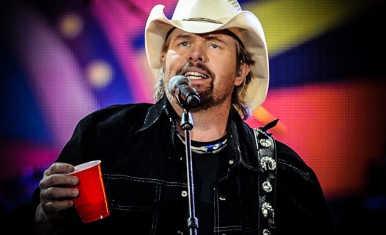 Toby Keith Is Coming to Evansville!