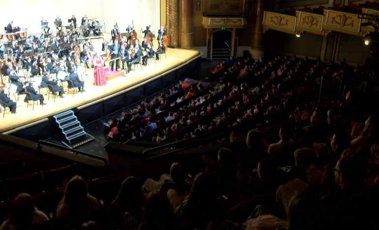 Nearly 5,000 Students Attend Young People's Concert