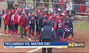 HS SOFT: Tecumseh Defeats Mater Dei; South Spencer Tops Memorial