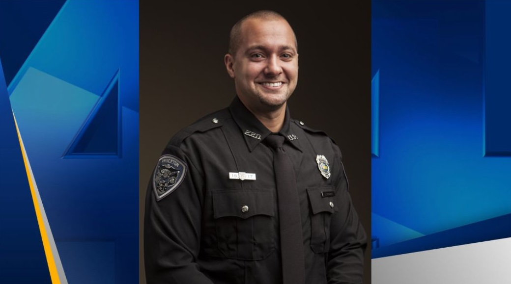 Princeton Officer Arrested for Official Misconduct Released