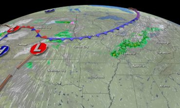 Warming Trend Continues, Unsettled End to Week