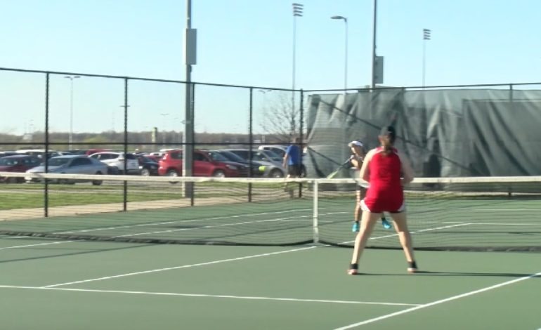 HS Tennis: North Picks Up a Win Over Bosse