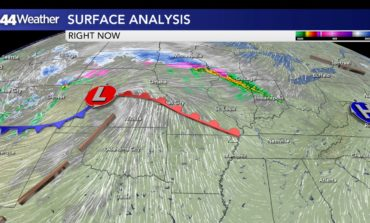 Warmth Continues, Severe Storms Possible Thursday Night