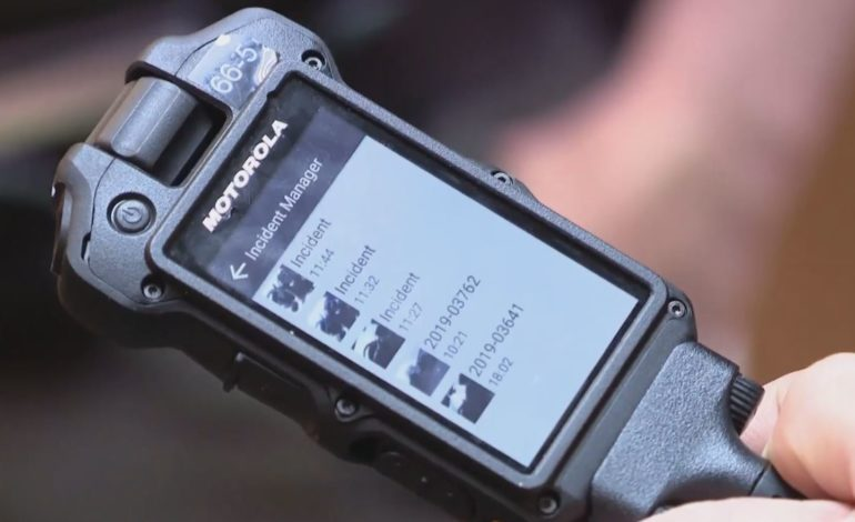 Receiving Body Cam Footage Will Cost in Pulaski County
