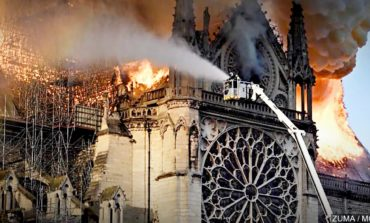 Massive Fire Breaks Out at Historic Notre Dame Cathedral