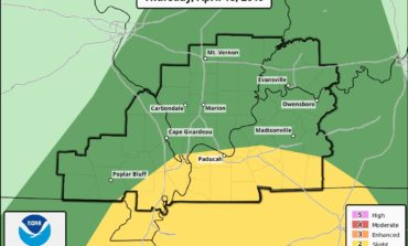 Potential for Severe Weather Thursday