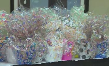 Texas Boy Delivers Easter Baskets to Children With Cancer