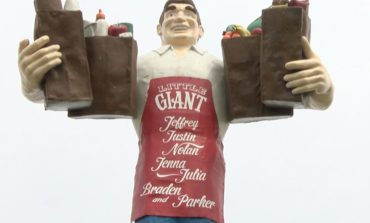 Carmi's Big John Still Standing Tall