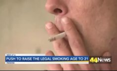 Officials Push to Raise Smoking Age to 21 in Indiana