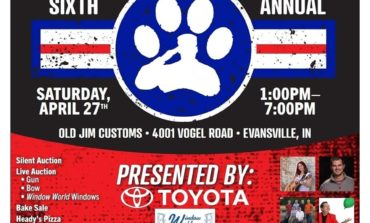 Paws for a Vet Is This Saturday!